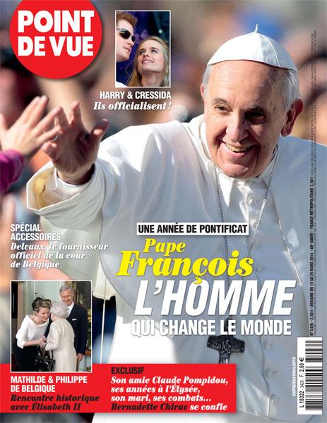 Point de Vue Pape François