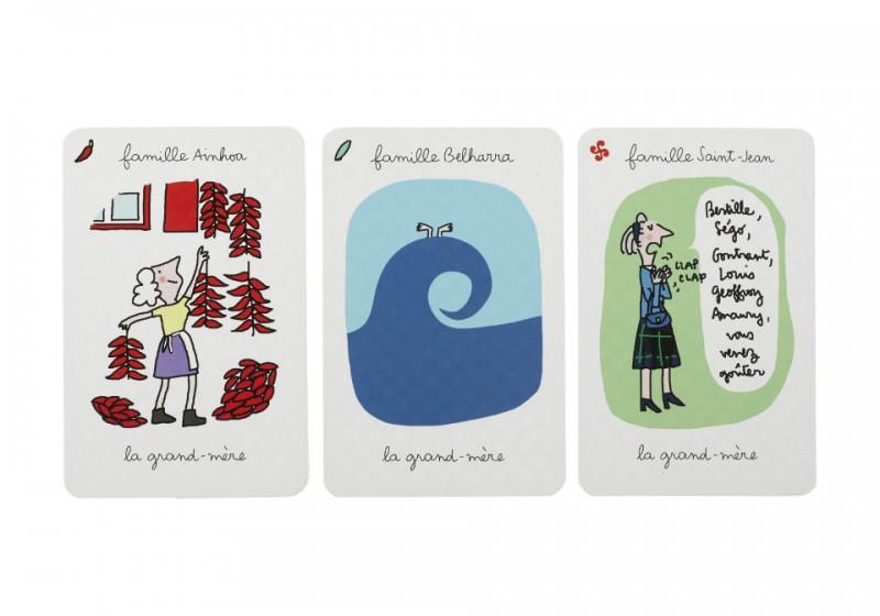 Jeu 7 familles Snob cartes1