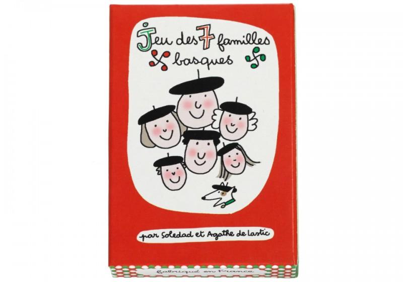 Jeu des 7 familles basques