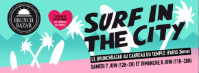 Surf in the city avec Snob