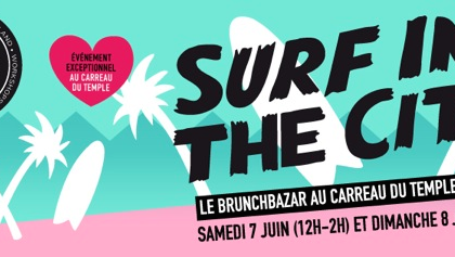 Surf in Paris avec Snob.fr