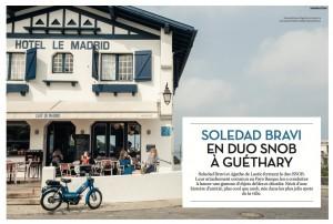 24 heures au Pays Basque avec Soledad et Agathe