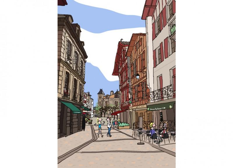 Rue Saint-Jean-de-Luz