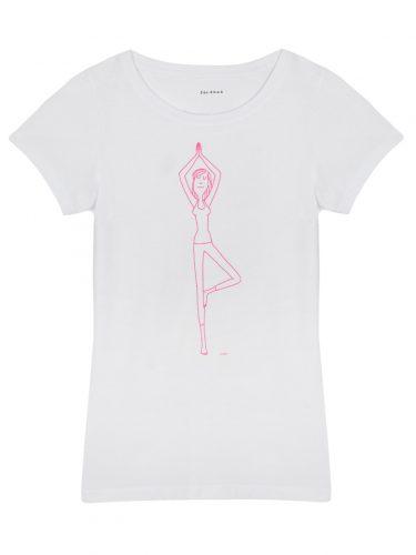 T-shirt Arbre Snob