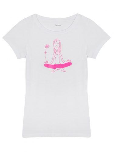 T-shirt Lotus Snob