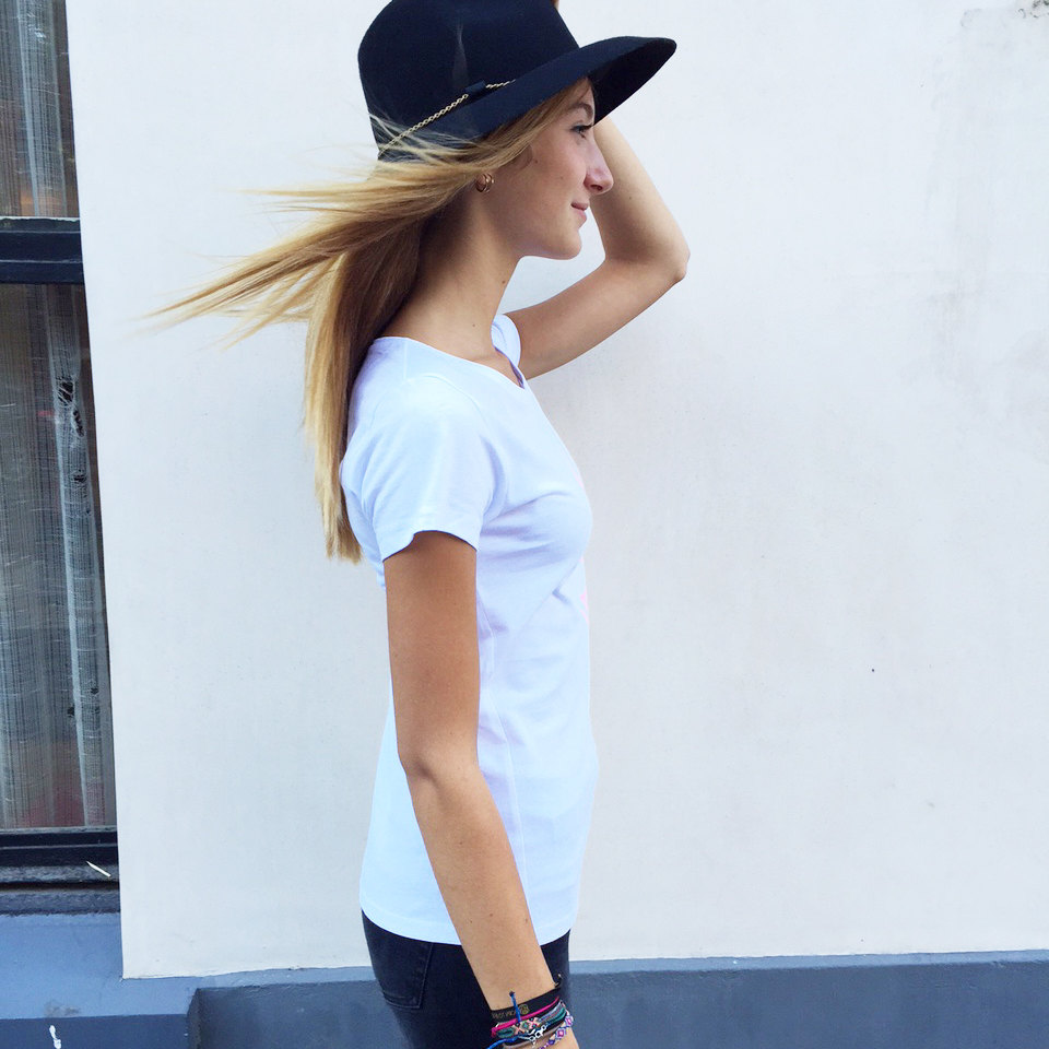 T-shirt yoga Snob profil