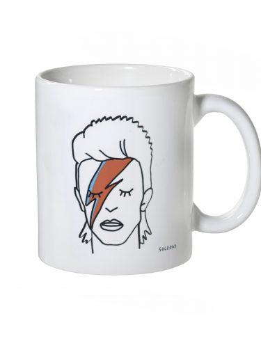 mug bowie par soledad